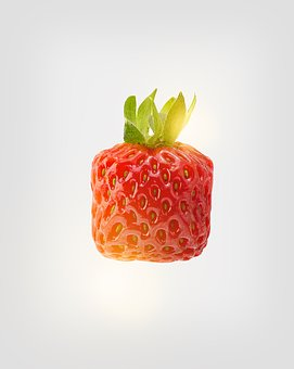 Strawberry Square, Strawberry Geometric