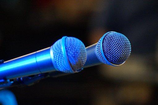 Micro, Microphone, Audio, Sound, Technology