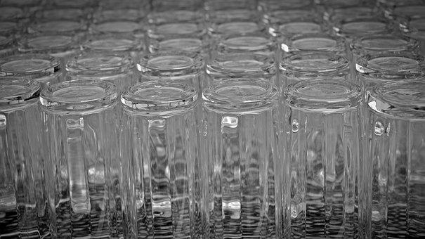 Glasses, Beer Glasses, Glass, Thirst, Glass Mug