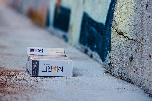 Cigarettes, Tobacco, Dependency, Pack Of Cigarettes