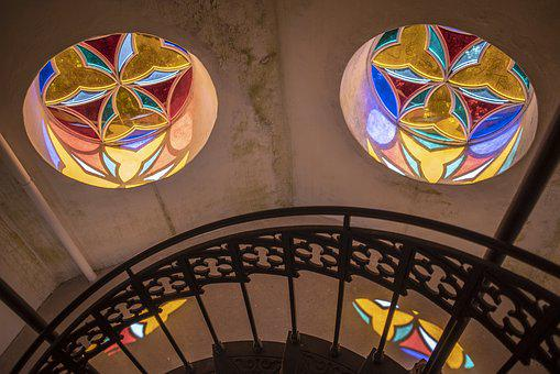 Lead Glass, Window, Historically, Stained Glass