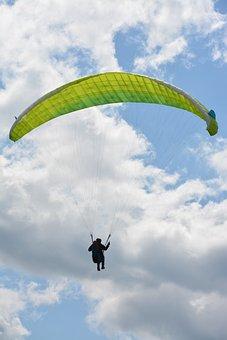 Paragliding, Flight Paragliding, Baptism Paragliding