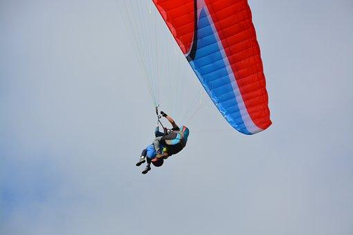 Paragliding, Bis Place Paragliding, Paragliders