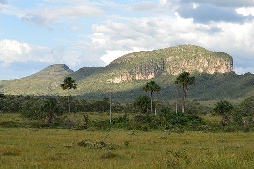 Chapada Dos Veadeiros, Brazil, Goiás, National Park