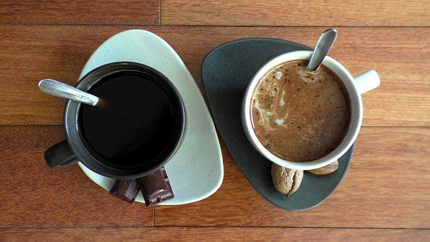 Coffee, Cafe, Tea, Espresso, Latte, Mug, Drink, Black