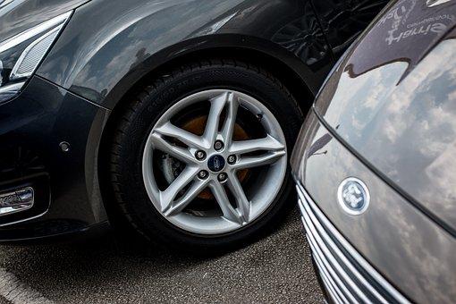Ford, Car, Modern, Automobile, Auto, Transportation