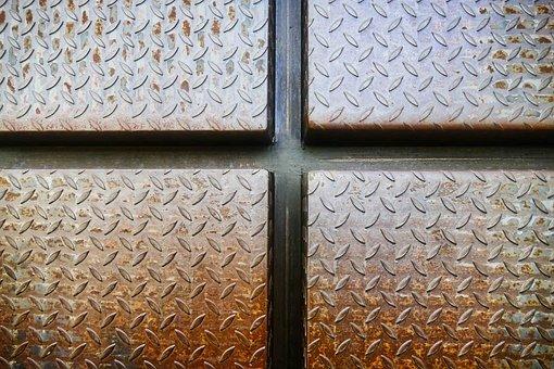 Metal, Door, Goal, Rust, Iron, Input, Rusty, Solid