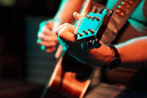 Guitar, Music, Instrument, Play Guitar