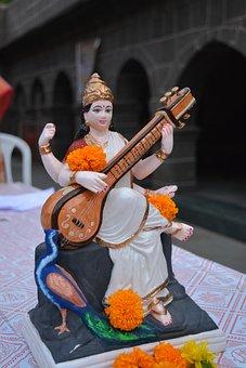 Deity, Indian, Idol, Hinduism, God, Hindu, Religious