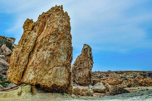 Rock, Sharp, Travel, Nature, Landscape, Stone, Scenery