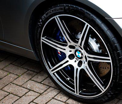 Bmw, Wheel, Car, Modern, Automobile, Auto
