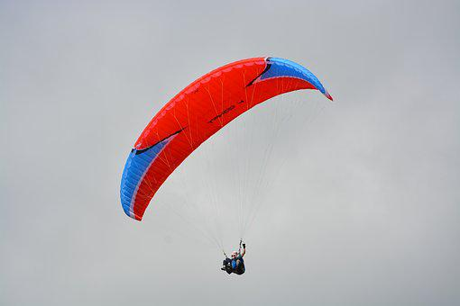 Paragliding, Paragliding Bis Place, Baptism Paragliding