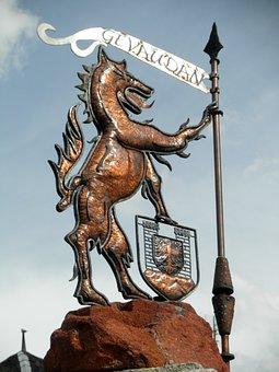 Sculpture, Gevaudan, Statue, Sculpture Metal, Auvergne