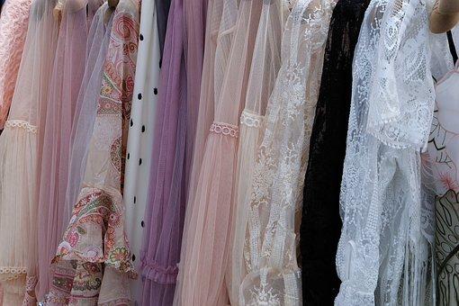 Vintage, Retro, Dresses, Antiquity, Victorian, Style