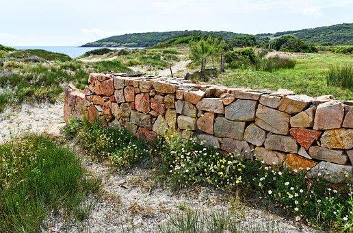 Coast, Coastal Landscape, Coastline, Sea, Wall