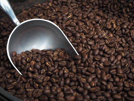 Coffee, Coffee Beans, Natural, Baking