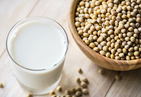 Beans, Beverage, Calcium, Closeup, Drink, Food, Glass