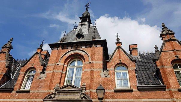 Lier, Belgium, Old Buildings, Building, City, Old