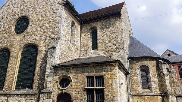 Lier, Church, Belgium, Religion, Building, Architecture