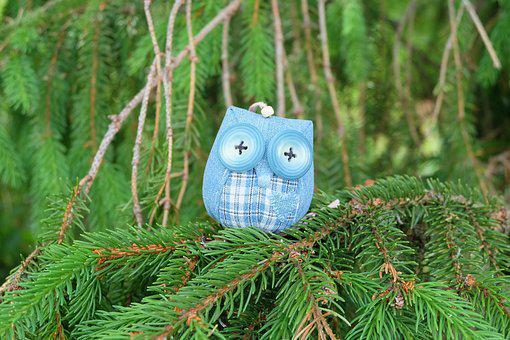 Owl, Toy, Souvenir, Gift, Children's Toy, Soft Toy