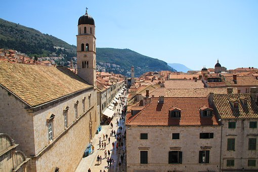 City, The Middle Ages, Game Of Thrones, Dubrovnik
