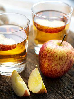 Apple, Apple Juice, Beverage, Cider, Closeup, Cuisine