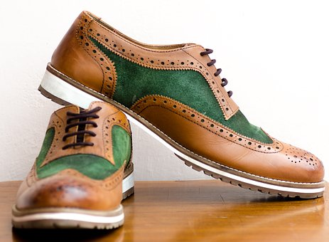 Oxford, Shoes, Leather, Style, Pair, Design, Fashion