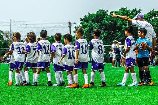 Football, Soccer, Footballers, Team, Game, Sport