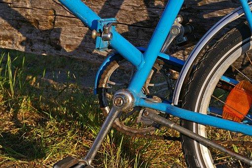 Bike, Old Bicycle, Mini Bike, Colorful Bike, Gdr Bike