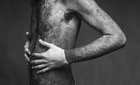 Photo, Man, Rustic, Human, Hands, Body, Person, People
