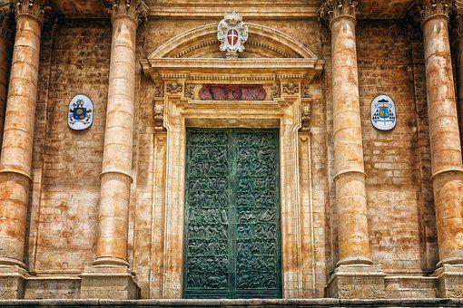 Goal, Portal, Antique, Gate, Input, Door, Historically