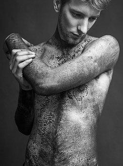 Man, Rustic, Human, Hands, Body, Person, People