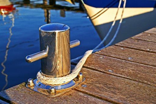 Bollard, Mooring, Jetty, Pier, Port, Investors, Berths