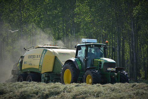 Slochteren, Wage Operating, Entjes Bv, Tractors