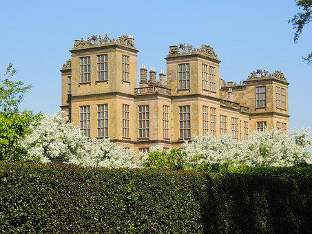 Hardwick Hall, Stately Home, Country Home, Architecture