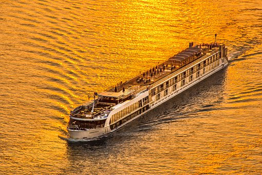 Transport, Traffic, Rhine Ship, Tourism, Ship Tour