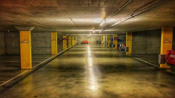 Metro, Tunnel, Transport System, Horizontal, Warehouse
