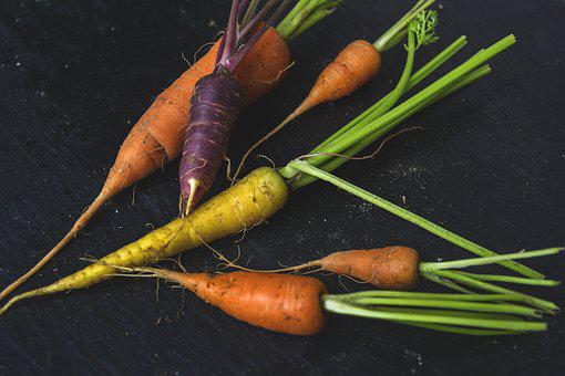 Carrot, Organic, Food, Fresh, Natural, Vegetarian, Raw