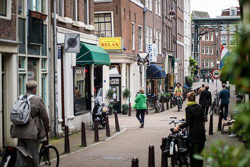 Coffee Shop, Amsterdam, Dispensary, Weed, Coffeeshop