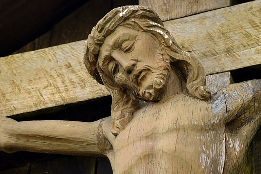 Cross, Wooden Cross, Weathered, Wood, Faith