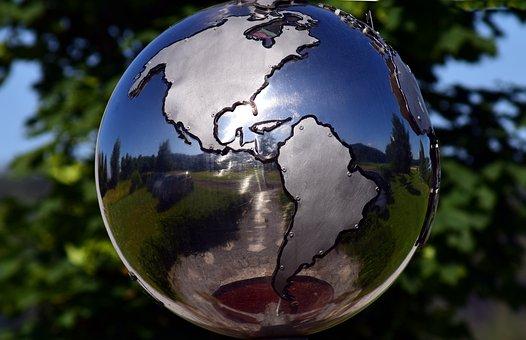 Earth, Globe, World, Planet, Art, Environment, Ball