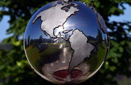 Earth, Globe, World, Planet, Art, Environment, Ball
