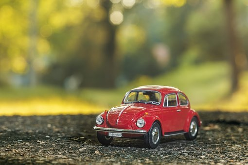 Car, Model, Beetle, Vw, Volkswagen, Käfer, Auto, Toy