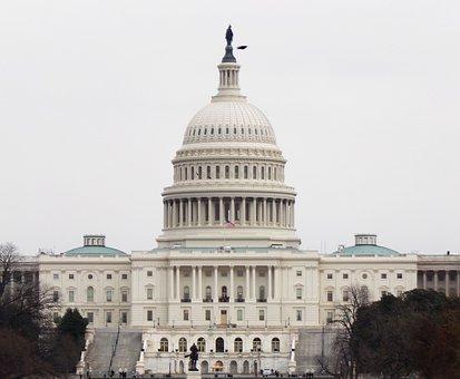 America, Usa, Architecture, Capitol, Building