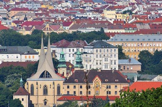 Monastery, City, Prague, Czechia, Architecture