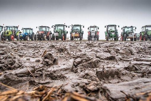 Tractor, Landtechnik, Agriculture, Commercial Vehicle