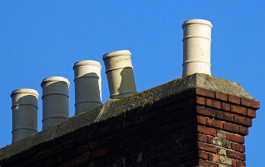 Chimney, Roof Top, Roof, House, Architecture, Exterior