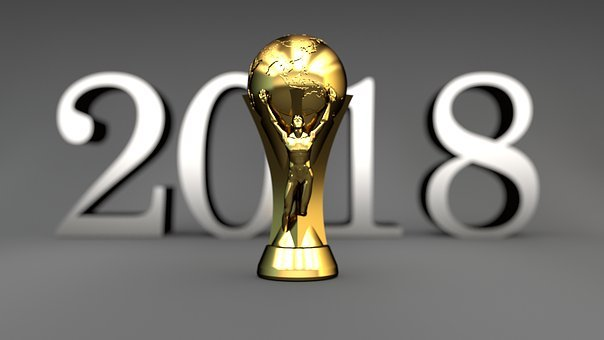 Trophy, Football, Championship, Competition, 2018, Win