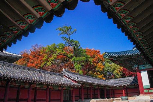 Changdeokgung, Secret Garden, Forbidden City