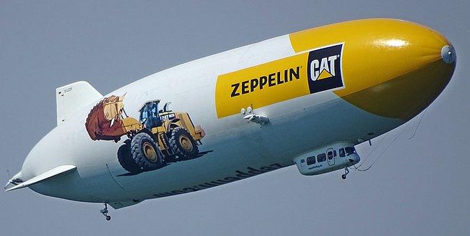 Zeppelin, Airship, Friedrichshafen, Aircraft